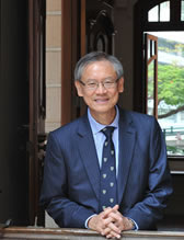 Prof. Andy Hor – Key-note speaker at the conference in Hong Kong