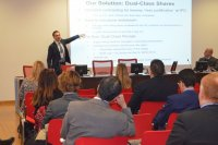 Corporate Governance Conference in Rome: A Photo Report