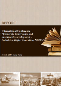 International conference in Hong Kong: Report